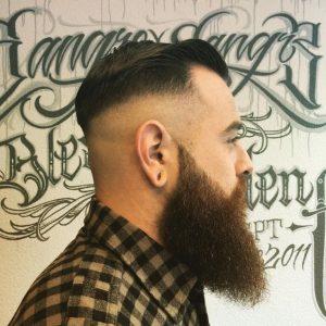 Long-beard-fade
