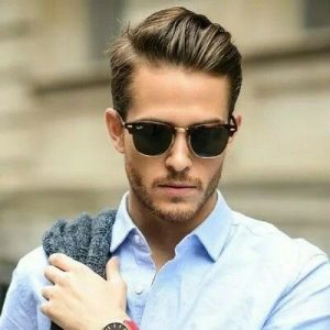Business Haircut for men