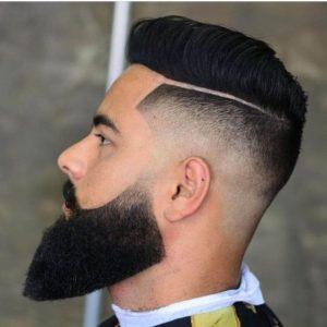 Short-Beard-Fade
