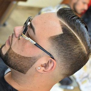 Sleek-Line-Up-Haircut