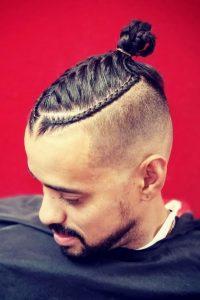 Tight-samurai-hairstyle
