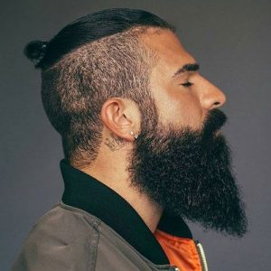 Timeless-beard-fade