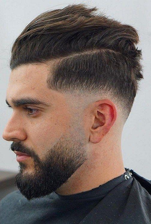 Men Haircuts 2019 Fade 77