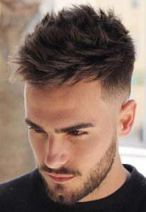 spiked-Popular-Mens-Haircuts-2019
