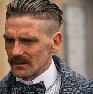 Arthur Shelby Haircut