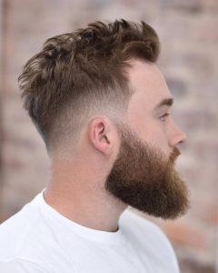 Medium Fade Beard