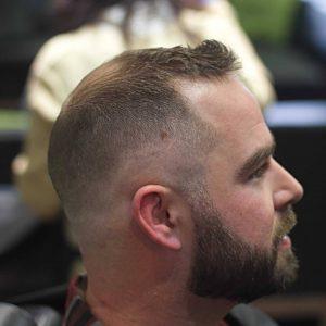 Slow Fade balding men